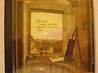Hummel: Three String Quartets op 30 [Music CD]