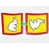 アヒル - ウサギのシルク Duck - Rabbit Silk -- / シルク&ケインマジック