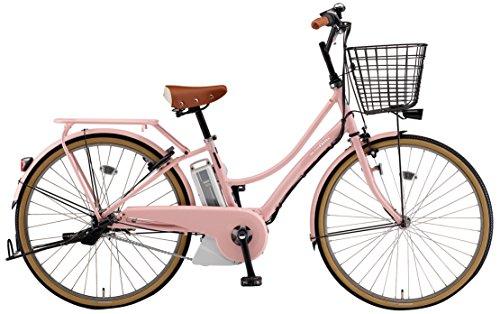 YAMAHA(ヤマハ) 電動アシスト自転車 2018年 ファッショナブルモデル PAS Ami 26インチ 12.3Ahリチウムイオンバッテリー搭載 PA26DGA8J サクラピンク
