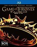ゲーム・オブ・スローンズ 第二章:王国の激突 ブルーレイ コンプリート・ボックス[1000440130][Blu-ray/ブルーレイ]