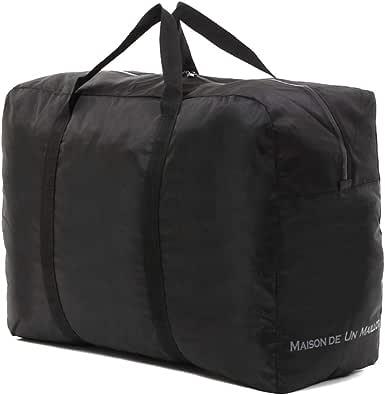 MAISONDEUNMAILLOT トートバッグ 100L 大容量 防水 折り畳み スポーツバッグ