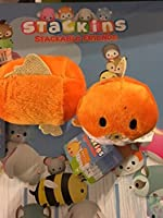 Funrise Stackins Stackable Friends- Goldie the Goldfish [並行輸入品]