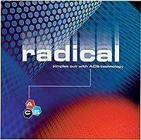 Stiga Radical、レッドカラー、Table Tennisラバー