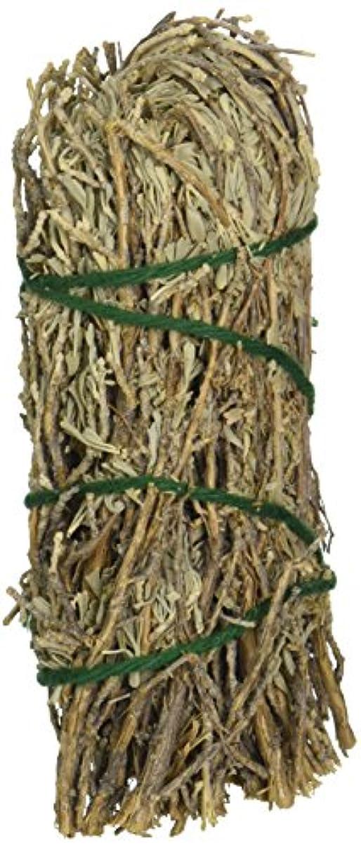 プレビスサイト注文弱点セージ& Sweetgrass – Medium Smudge Wand byセージSpirit、(hrb28 )