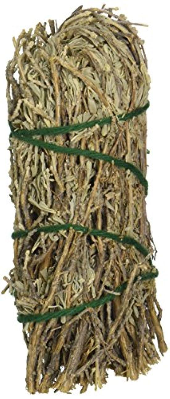 組み合わせる集計とセージ& Sweetgrass – Medium Smudge Wand byセージSpirit、(hrb28 )