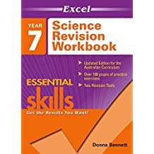 Excel Essential Skills: Science Revision Workbook Year 7