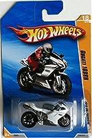 Hot Wheels 1:64 Scale 2010 HW Premiere DUCATI 1098R