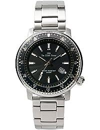 [ザ・クロックハウス] THE CLOCK HOUSE 腕時計 スポーツカジュアルシリーズ ソーラー MSC1002-BK1A
