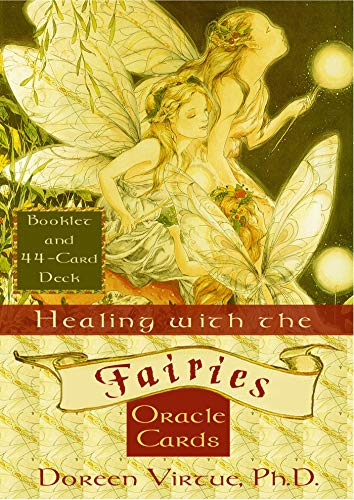 Healing with the Fairies Oracle Cards: Booklet and 44-Card Deck (Large Card Decks)の詳細を見る