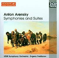 Arensky;Symphonies + Suite