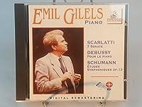 Symphonic Etudes Op 13 / 7 Sonatas