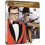 Kingsman: El Circulo De Oro Blu-Ray Steelbook