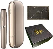 IQOS3 アイコス3 国内正規品 高級ギフト箱ラッピング済み 想い伝えるオリジナルメッセージカード付き (ブリリアントゴールド)