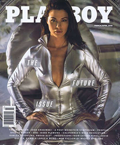 Playboy International [US] March - April 2018 (単号)