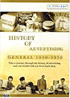 History of Advertising General 1930-1950 [DVD]