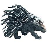 FUNSHOWCASE アフリカジャングル動物 フィギュア ヤマアラシ ジオラマ おもちゃ 模型