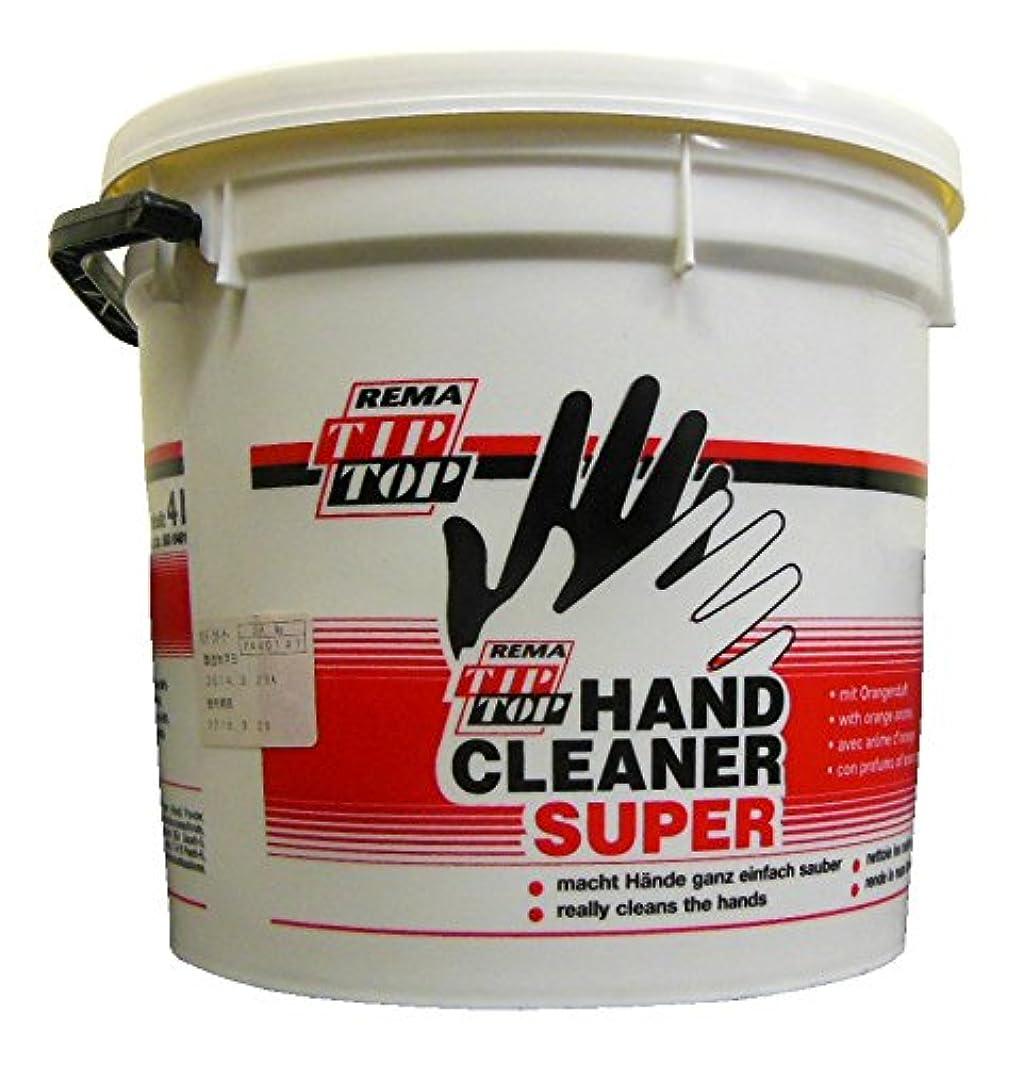 パラダイス敵意利点TIPTOP(チップトップ) ハンドクリーナー HAND CLEANER SUPER 4L H-052