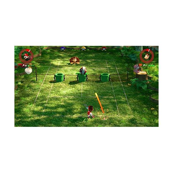 マリオテニス エース - Switchの紹介画像10