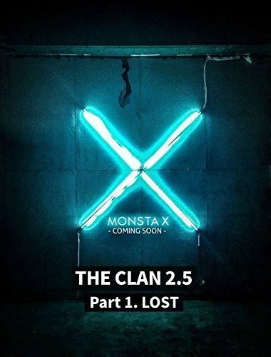 3rdミニアルバム - The Clan 2.5 Part 1 Lost (韓国盤)Lost Version