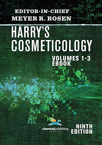 Harry's Cosmeticology 9th Edition: eBook (English Edition)