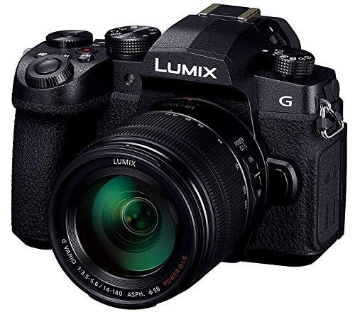 ミラーレス一眼カメラ ルミックス G99H 高倍率ズームレンズキット 2030万画素 ブラック パナソニック(Panasonic) DC-G99H-K