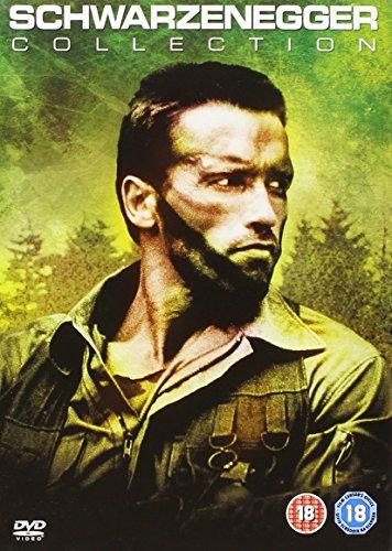 Arnold Schwarzenegger Boxset (Terminator/Commando/Predator/Conan the Barbarian) [DVD] [Import]