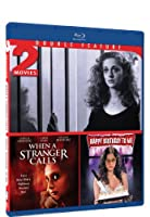 When a Stranger Calls/Happy Birthday to Me [Blu-ray] [Import]