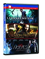 I Frankenstein/Season Of The Witch/Wolves Dvd Triple Feature [並行輸入品]