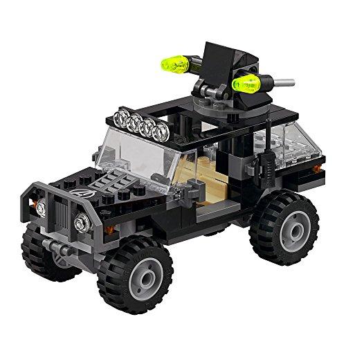 『レゴ (LEGO) スーパー・ヒーローズ アベンジャーズとヒドラの決戦 76030』の4枚目の画像