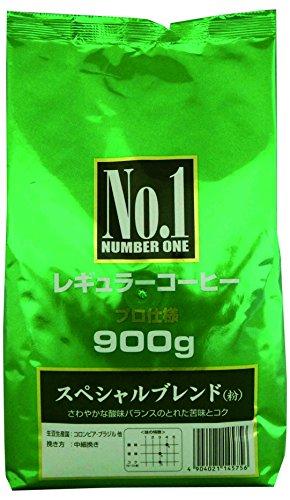 MJB No.1スペシャルブレンド 900g