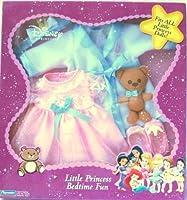 Disney Princess Little Princess Bedtime Fun Outfit - Fits ALL Little Princess Dolls by Disney Princess