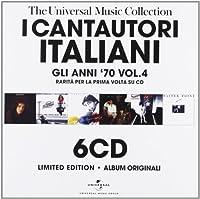Vol. 4-Cantautori Italiani