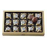 【東京銘菓】上野風月堂 Marrons Glaces(マロングラッセ) 15個入 (ふうげつどう/フウゲツドウ)