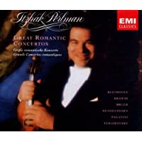 Great Romantic Concertos