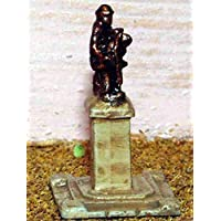 LangleyモデルWar Memorial Statue Nスケール未塗装メタルモデルキットa50