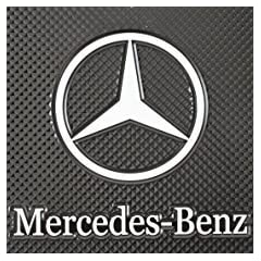 Mercedes Benz メルセデス ベンツ エンブレム iPhone アイフォン スマートフォン スマホ 携帯電話 車用 滑り止めシート 滑り止めパット 滑り止めマット