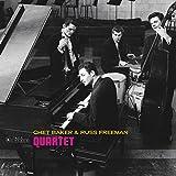 Quartet (Photos By William Claxton) [Analog]