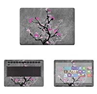 Decalrus - Protective Decal Skin Sticker for HP Omen 17 (17.3 Screen) case cover wrap HPomen17-34