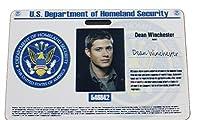 CIA Supernatural Dean IDバッジ