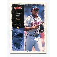 Andruw Jones - 2000 Upper Deck Victory #50 - 来日外国人(東北楽天) アンドリュー・ジョーンズ