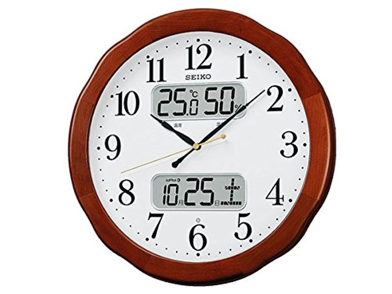 セイコー SEIKO 電波時計 掛け時計 KX369B