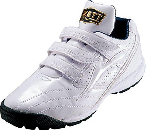 ZETT(ゼット) 野球 トレーニング シューズ ラフィエットSP BSR8872 ホワイト/ホワイト 27.5cm