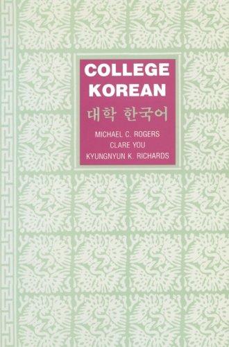 Download College Korean 0520069943