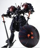 1/100 ファイブスター物語 黒騎士 バッシュ・ザ・ブラックナイト プラモデル
