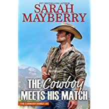 The Cowboy Meets His Match (The Carmody Brothers Book 1)