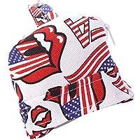 Dovewill ドール用  ミニ ファッション  通学バッグ  バックパック 18インチ アメリカンガールドール対応  装飾  全6種類  - 4