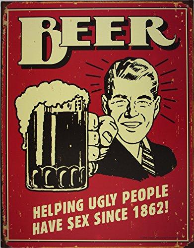 [해외]BEER 맥주 복고풍 시리즈 아메리칸 양철 간판 [1328]/BEER Beer Retro Series American Tin Sign [1328]