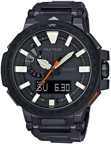 カシオ プロトレック 腕時計 マナスル PRX-8000YT-1JF 電波ソーラー
