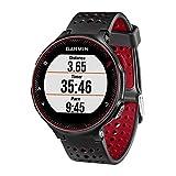 Garmin Forerunner 235, GPS Running Watch, Black/Red