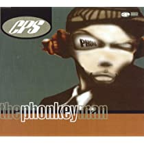 Phonkey man [Single-CD]